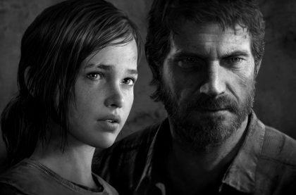 The last of us : Joel et Ellie